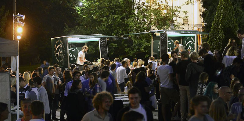 Ambiance - Photos - Gio's Strada - Italian food trucks by Choux de Bruxelles